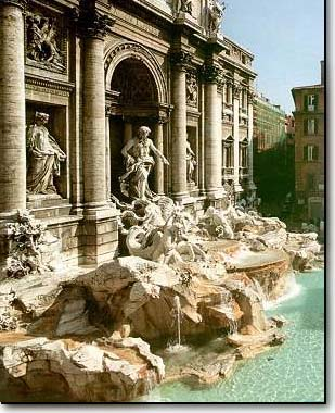 Trevi Fountain - abcRoma.com