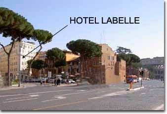 Hotel Labelle - AbcRoma.com